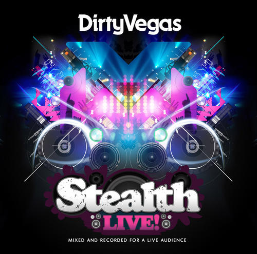 Album Art - Stealth Live! By Dirty Vegas