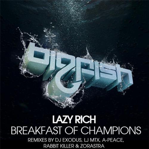 Album Art - Breakfast Of Champions Remixes