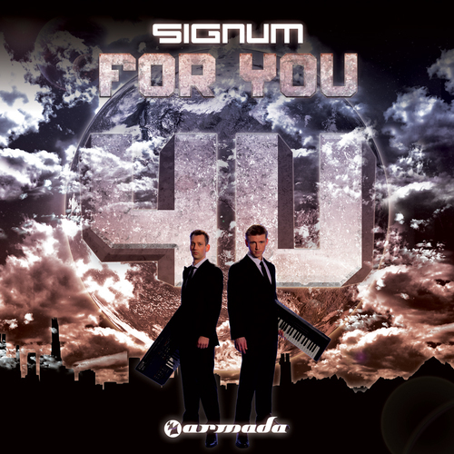 Album Art - For You - The Extended Versions