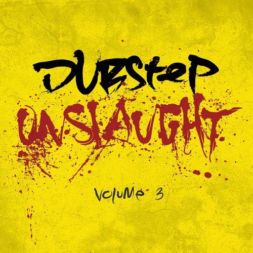 Album Art - Dubstep Onslaught Vol.3 Sampler