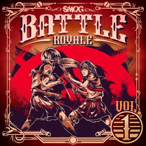 Album Art - Battle Royale, Vol. 1