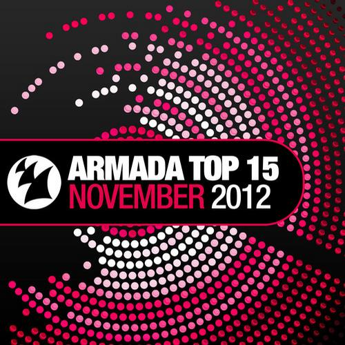 Album Art - Armada Top 15 - November 2012