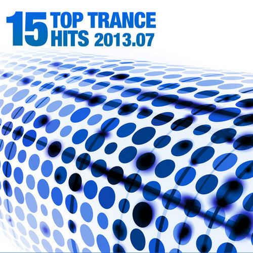15 Top Trance Hits 2013.07 Album Art