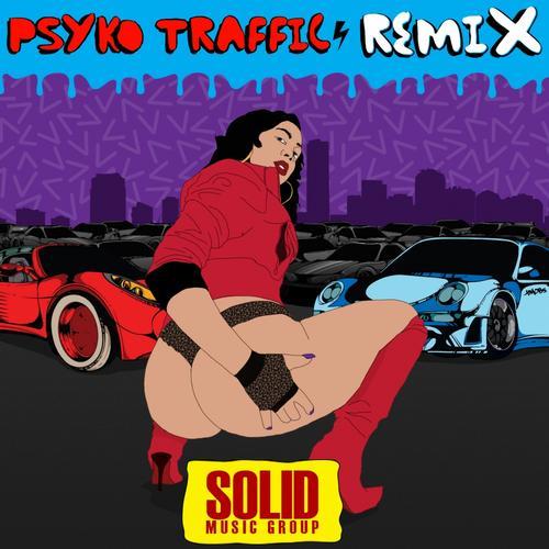 Album Art - Psyko Traffic Trap Mixes