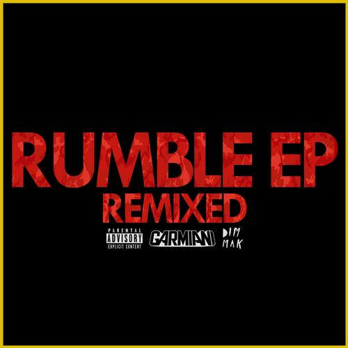 Album Art - Rumble EP Remixed