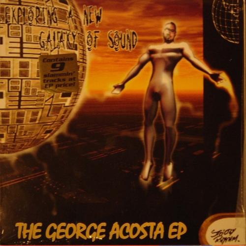 Album Art - The George Acosta EP