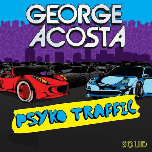 Album Art - Psyko Traffic