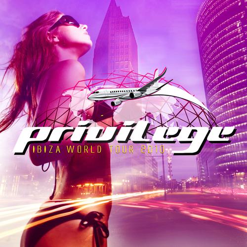 Album Art - Privilege Ibiza World Tour 2010