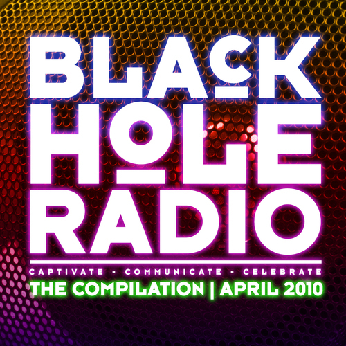 Album Art - Black Hole Radio April 2010