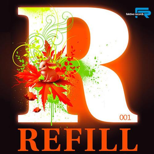 Album Art - Refill:001