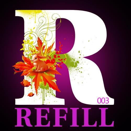 Album Art - Refill:003