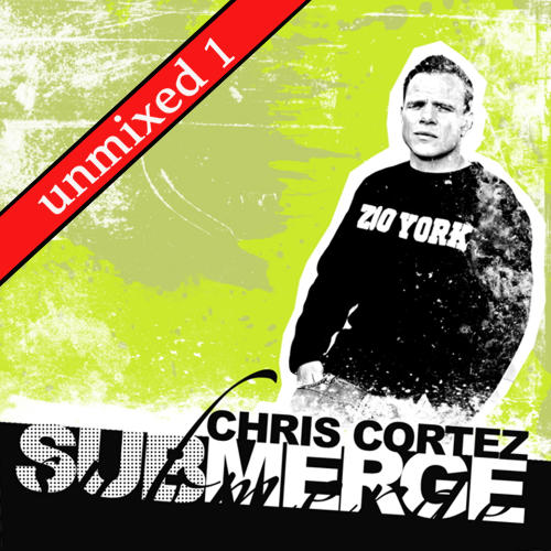 Album Art - Submerge - Volume 5 Part 1 Unmixed (By Chris Cortez)