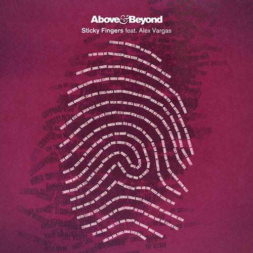 Album Art - Sticky Fingers - Remixes