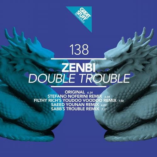 Album Art - Double Trouble