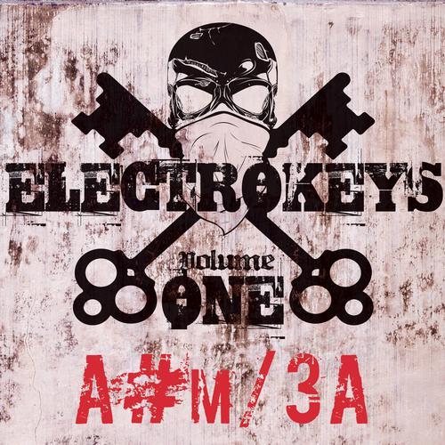 Album Art - Electro Keys A#m/3a Vol 1