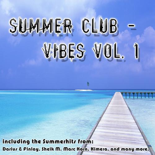 Album Art - Summer Club Vibes Volume 1
