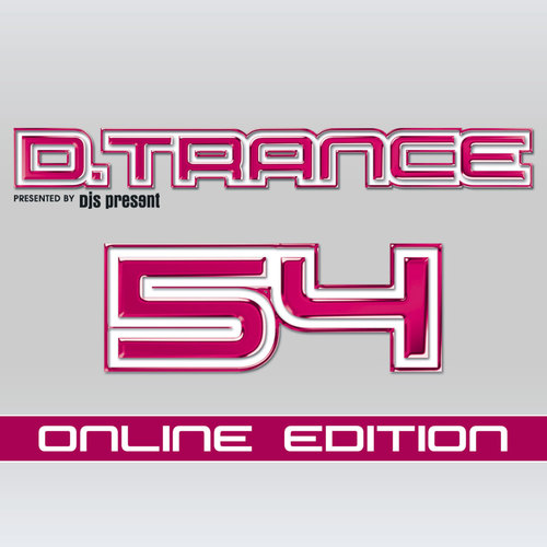 Album Art - D.Trance 54
