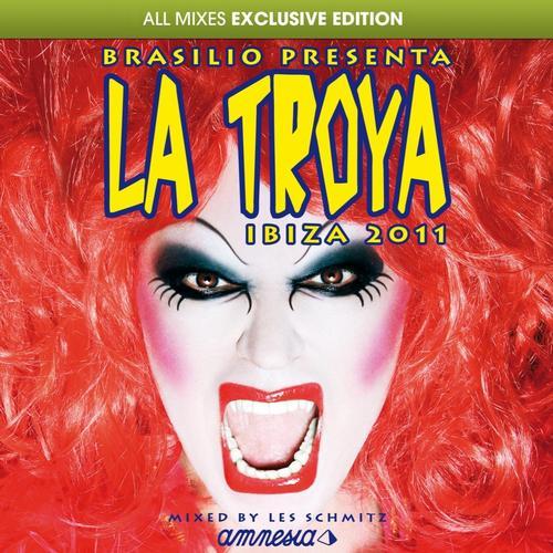 Album Art - La Troya Ibiza 2011