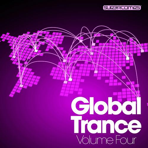 Album Art - Global Trance - Volume Four