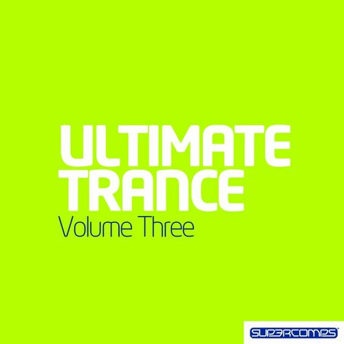 Album Art - Ultimate Trance Volume Three
