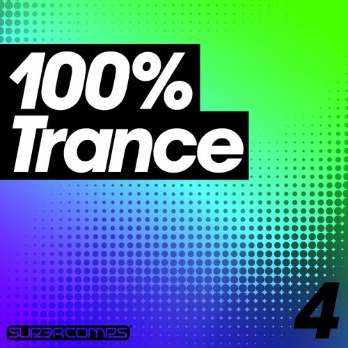 Album Art - 100%% Trance - Volume Four