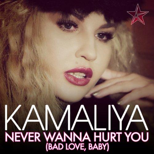 Album Art - Never Wanna Hurt You (Bad Love, Baby) (Remixes)