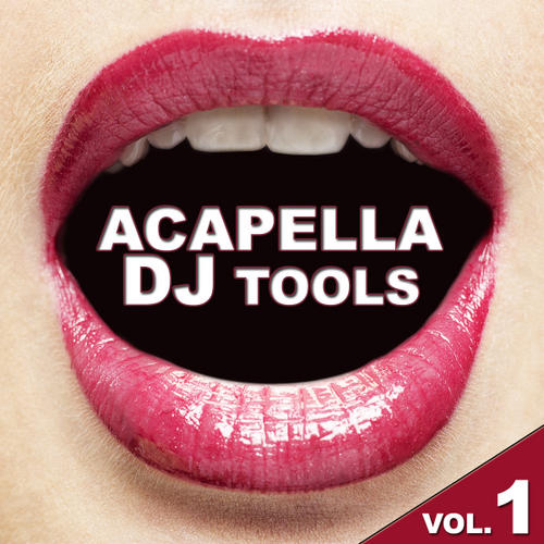 Album Art - Acapella DJ Tools Volume 1