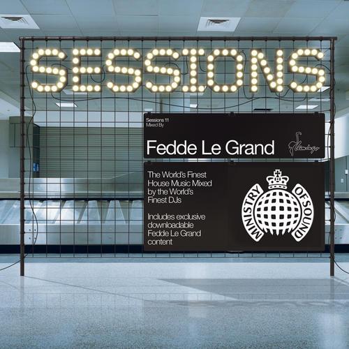 Album Art - Fedde Le Grand Sessions