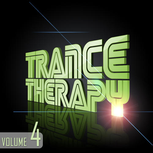 Album Art - Trance Therapy Volume 4