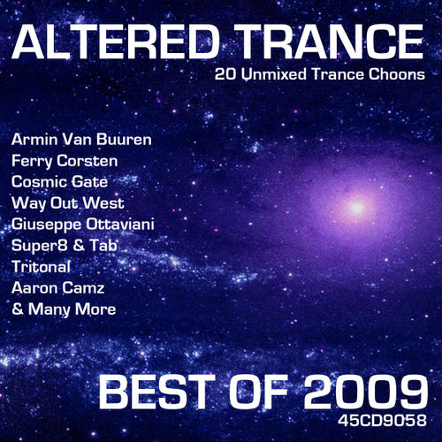 Album Art - Altered Trance Best Of 2009