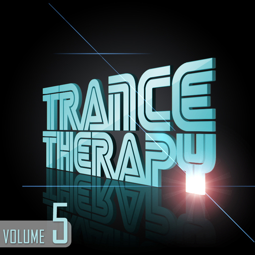 Album Art - Trance Therapy Volume 5