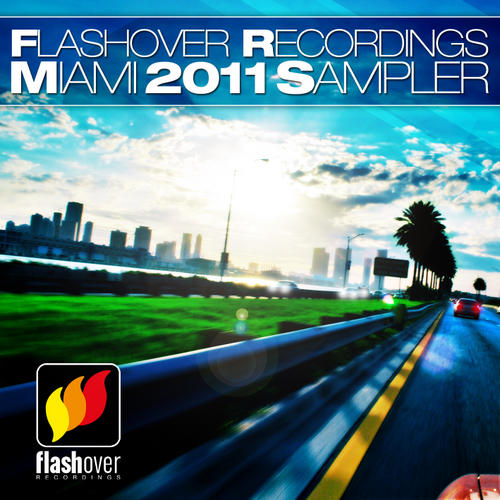 Album Art - Flashover Recordings Miami 2011 Sampler