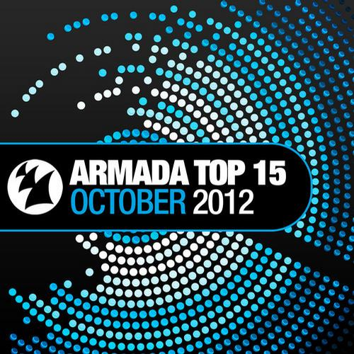 Album Art - Armada Top 15 - October 2012
