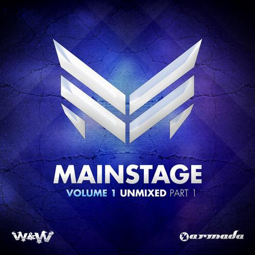 Album Art - Mainstage, Vol. 1 - Unmixed Part 1
