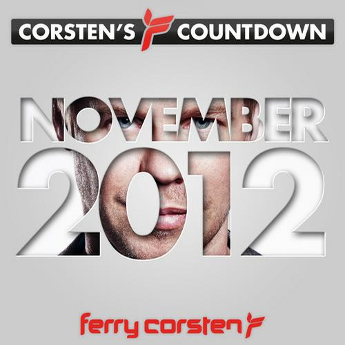 Album Art - Ferry Corsten presents Corsten's Countdown November 2012