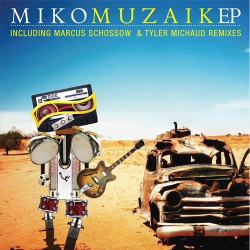 Album Art - Muzaik EP