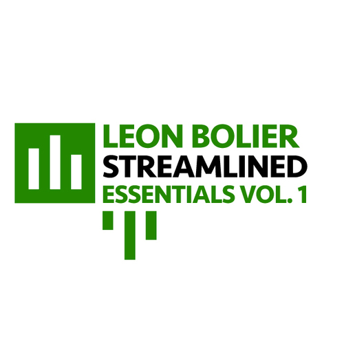 Album Art - Leon Bolier Presents Streamlined Essentials Volume 1