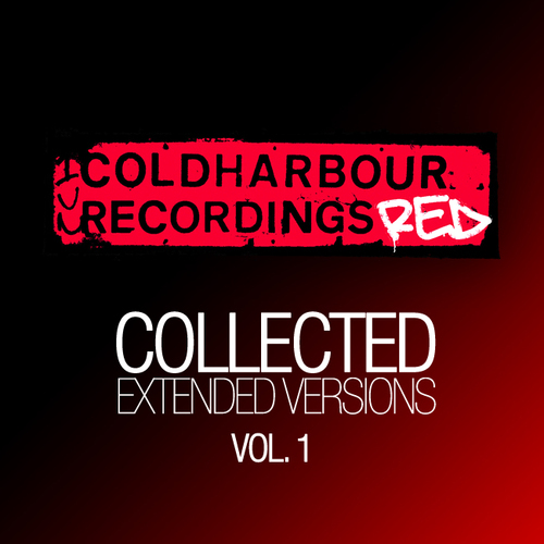 Album Art - Coldharbour Red Collected - Extended Versions Volume 1