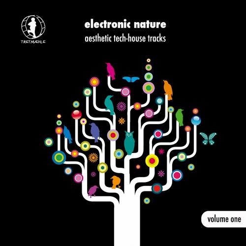 Album Art - Electronic Nature, Vol. 1 - Aesthetic Tech-House Tracks!