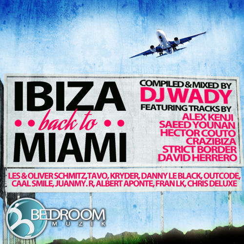 Album Art - Ibiza Back To Miami