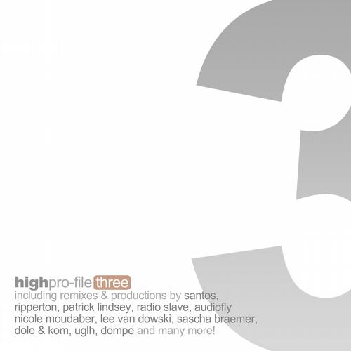 Album Art - High Pro-File - Three