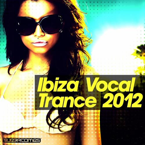 Album Art - Ibiza - Vocal Trance 2012