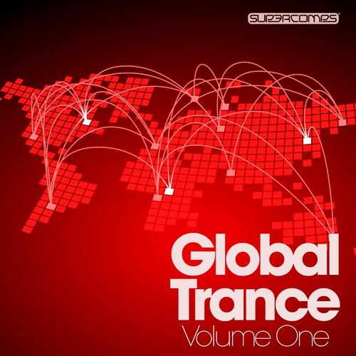 Album Art - Global Trance - Volume One