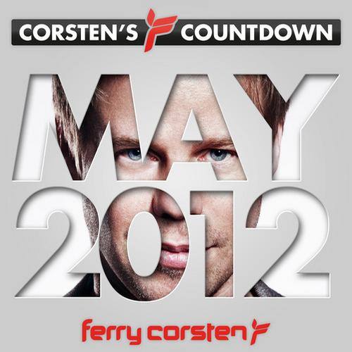 Album Art - Ferry Corsten Presents Corsten's Countdown - May 2012