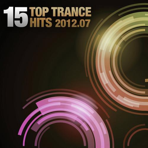 Album Art - 15 Top Trance Hits 2012-07