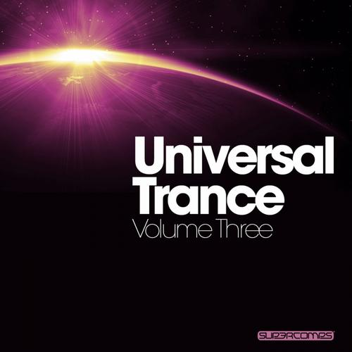 Album Art - Universal Trance Volume Three