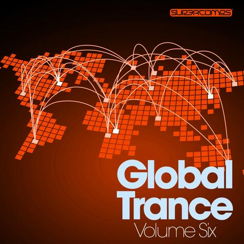 Album Art - Global Trance - Volume Six