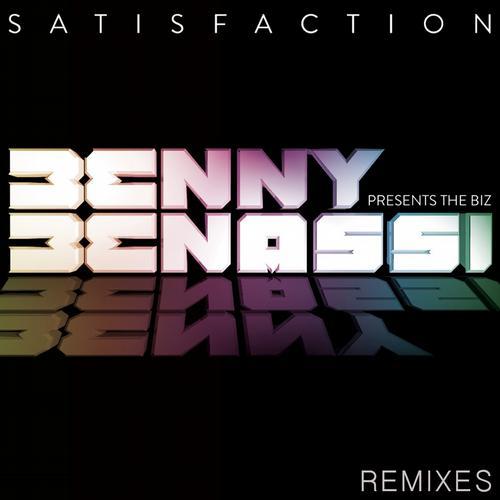 Album Art - Satisfaction - Remixes