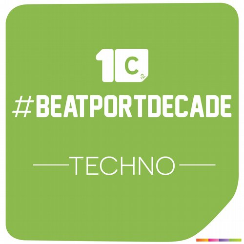 Album Art - Cr2 Records #BeatportDecade Techno
