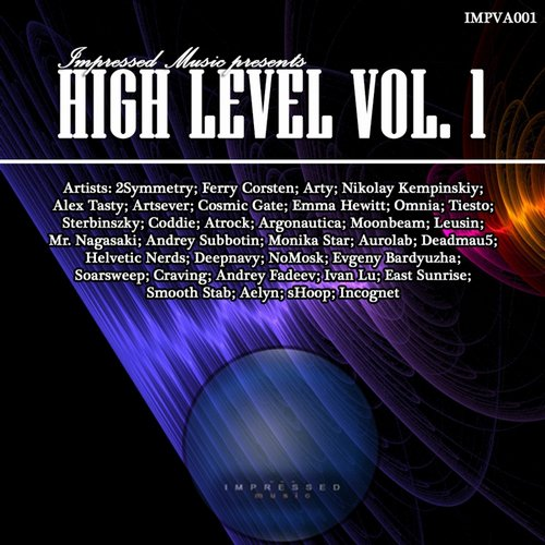 Album Art - High Level Vol. 1